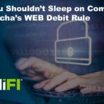 Why You Shouldn't Sleep on Complying with Nacha's WEB Debit Rule