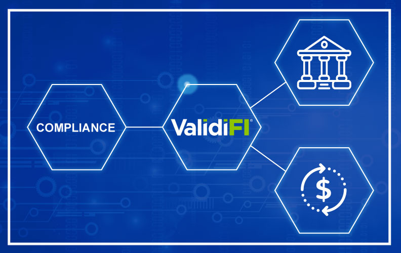 ValidiFI brings together bank and payment data to help ensure compliance